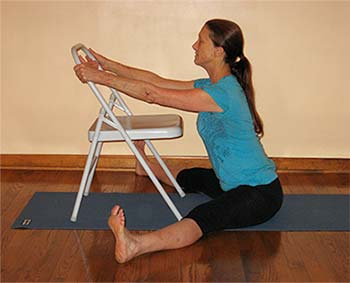 Gentle Chair Yoga